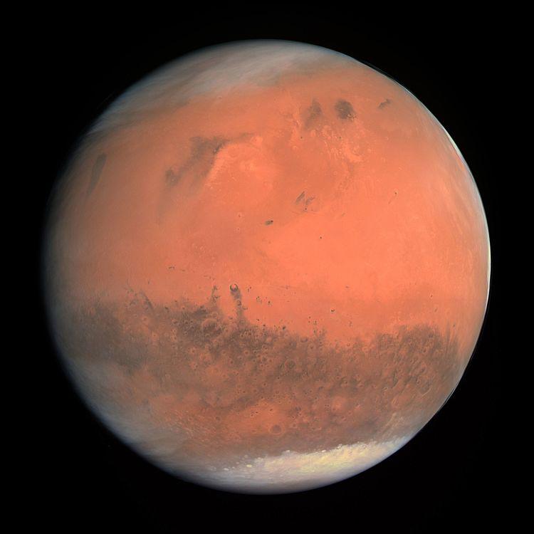 cover art for #91 Genvägen förbi Mars