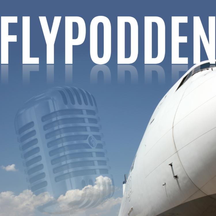 cover art for Flight 141 - Flyr Norwegian?