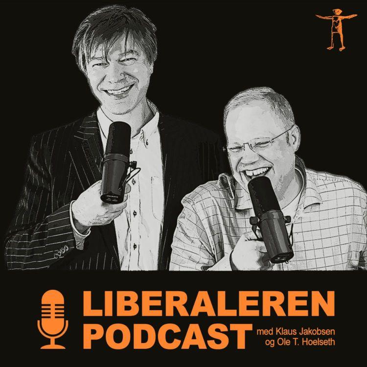 cover art for #192 Liberaleren Podcast - Ut i naturen!
