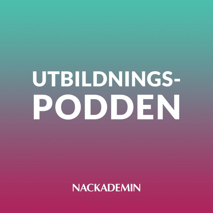 cover art for Trailer: Utbildningspodden - säsong 2 är snart här!