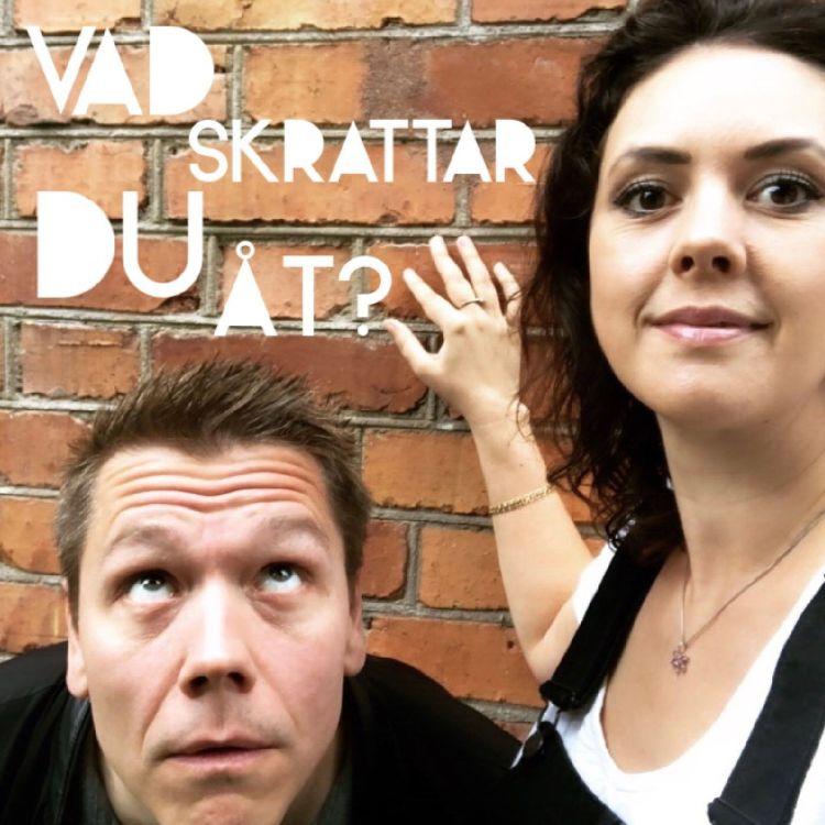 cover art for VSDÅ - Josefin Sonck, om Reuter och Kaufman