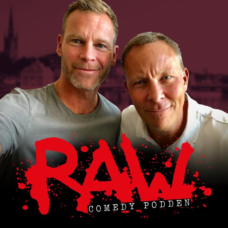 cover art for Patrik Larsson om danska medium och världens roligaste skämt