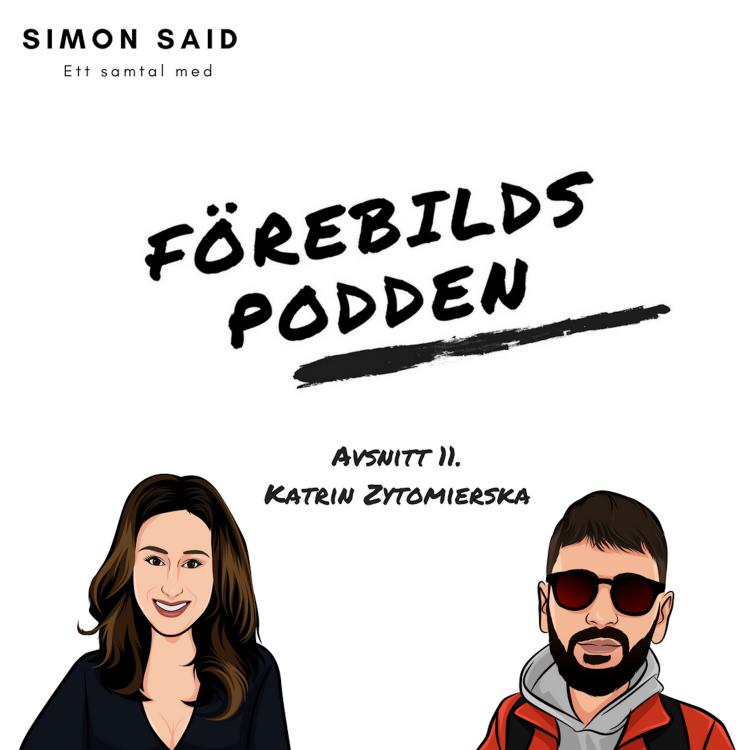 """cover art for 11. Katrin Zytomierska """"Feminism är ganska larvigt"""""""