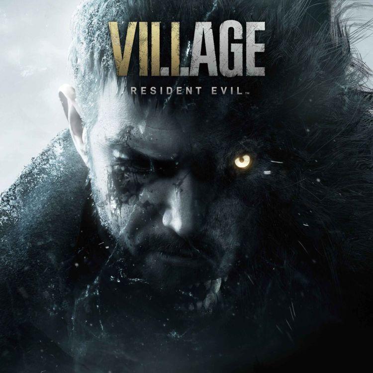 cover art for Odcinek 188 - Resident Evil Village