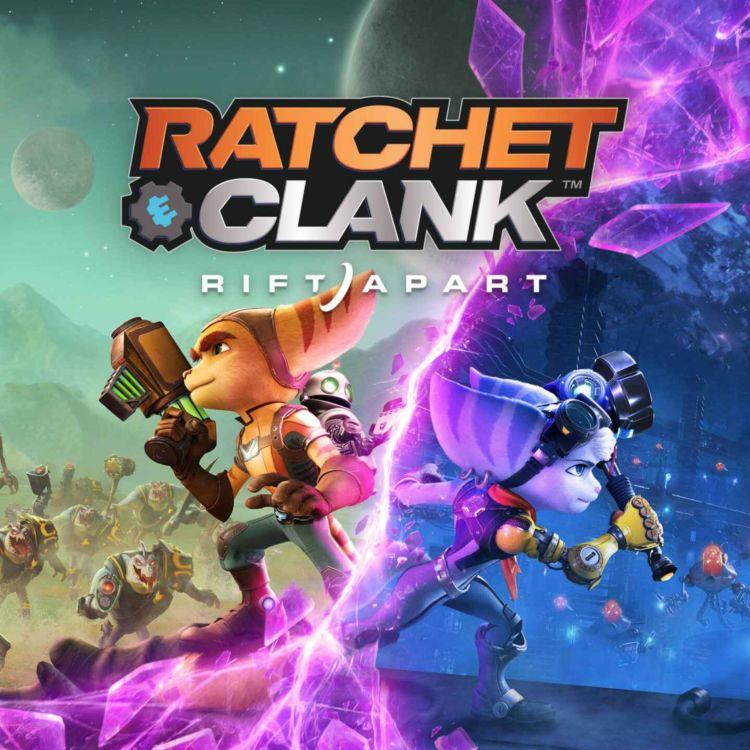 cover art for Odcinek 187 - Ratchet & Clank: Rift Apart