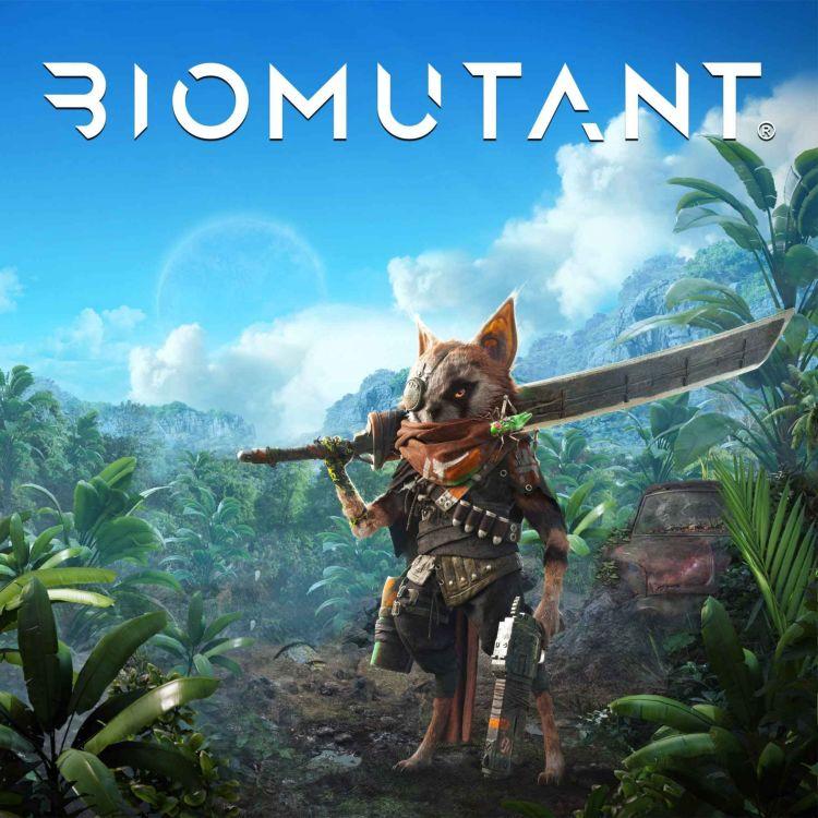 cover art for Odcinek 185 - Biomutant