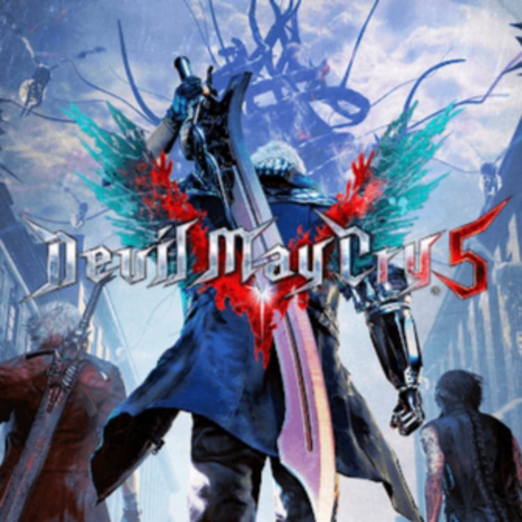 cover art for Odcinek 184 - Devil May Cry 5