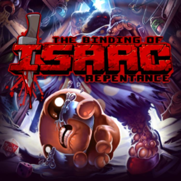 cover art for Odcinek 183 - Issac: Repentance