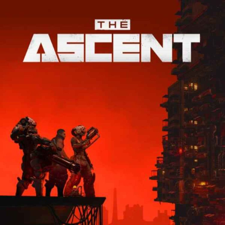 cover art for Odcinek 190 - The Ascent