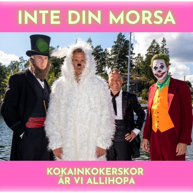 cover art for Kokakinkokerskor är vi allihopa