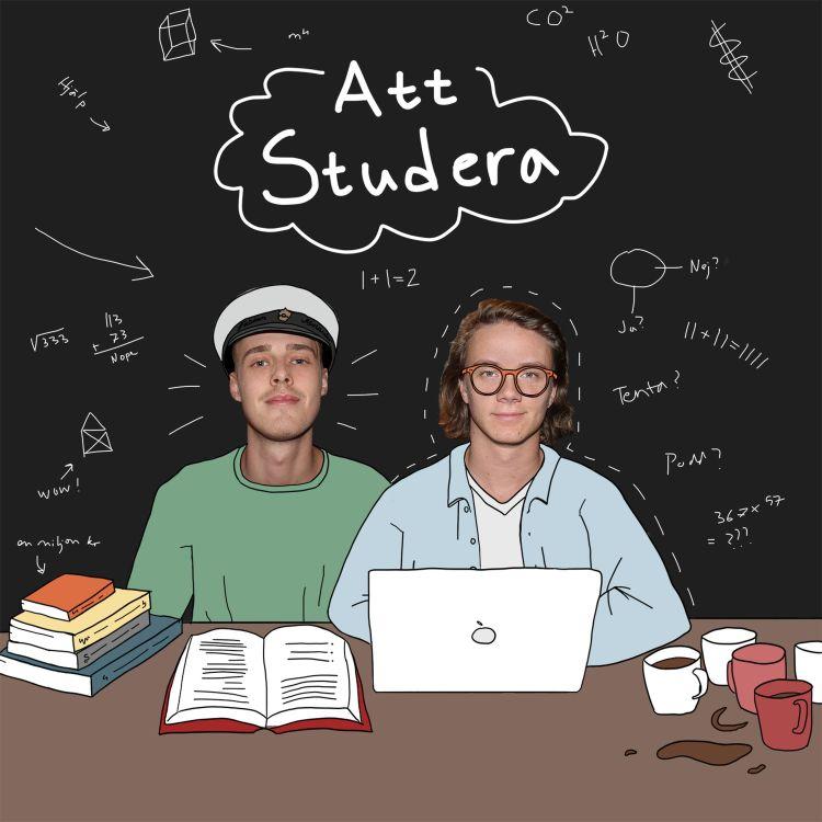 cover art for Att studera Juristlinjen på Stockholm universitet.
