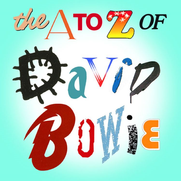 cover art for The A to Z of David Bowie - Z Part 2 - Ziggy Stardust