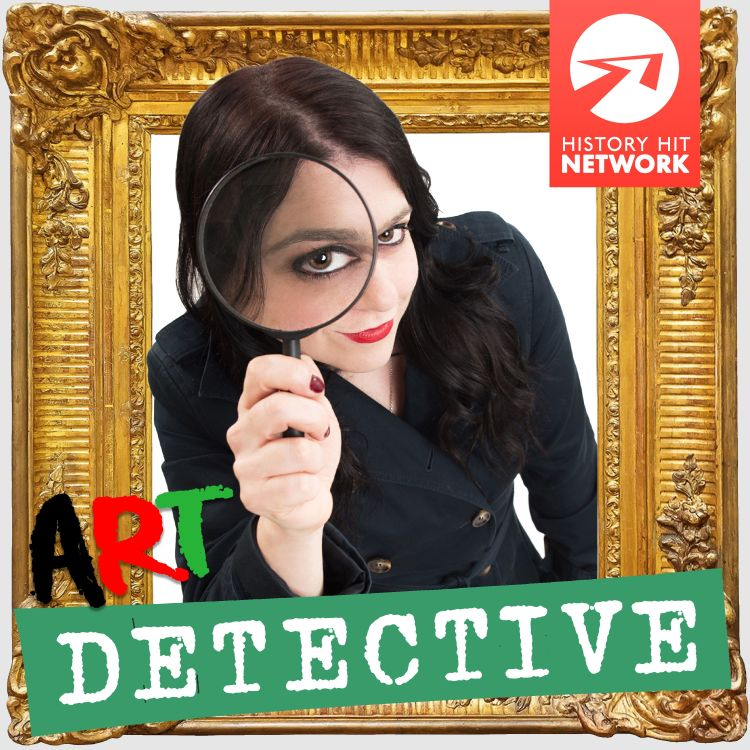 cover art for Introducing a Brand New Show to History Hit Network: Art Detective with Dr Janina Ramirez