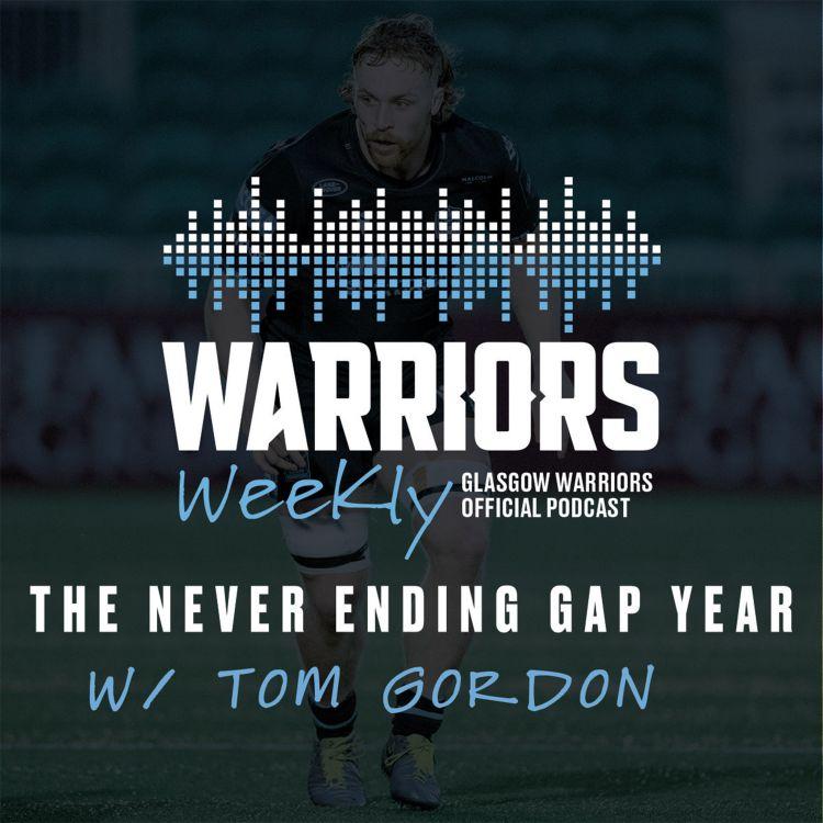 cover art for The Never Ending Gap Year w/ Tom Gordon | S3 E5