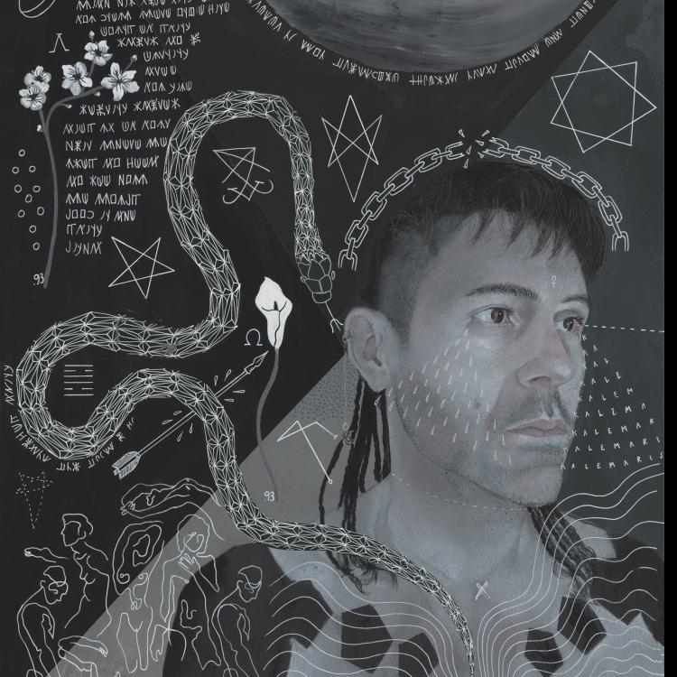 cover art for Episode 39: Davey Havok (AFI / Blaqk Audio / XTRMST / Dreamcar)