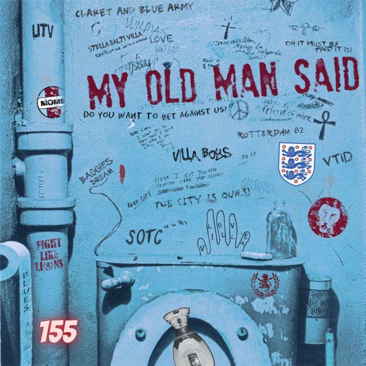 cover art for England Euros Post-mortem and Villa News