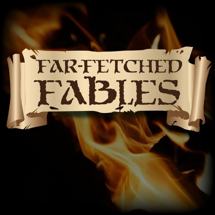 cover art for FarFetchedFables No 184 Russell Hemmell