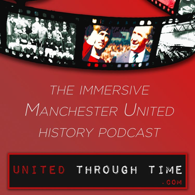 cover art for What is United Through Time?