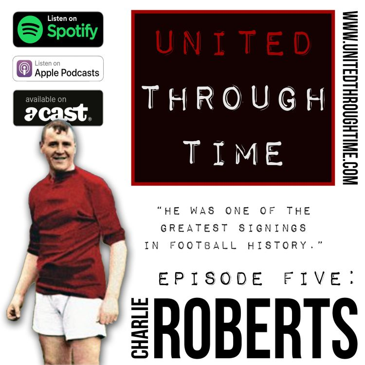 cover art for Part Two: Charlie Roberts