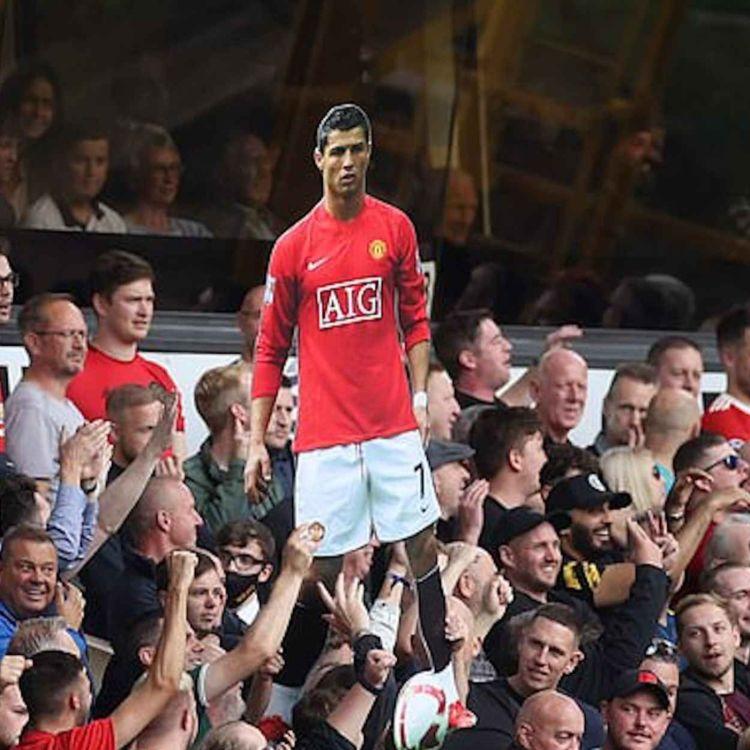 cover art for S7 E4: Ronaldo returns + Wolves (A)