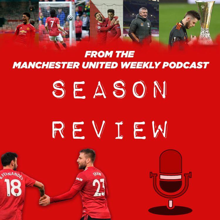 cover art for S6 E41: Season Review