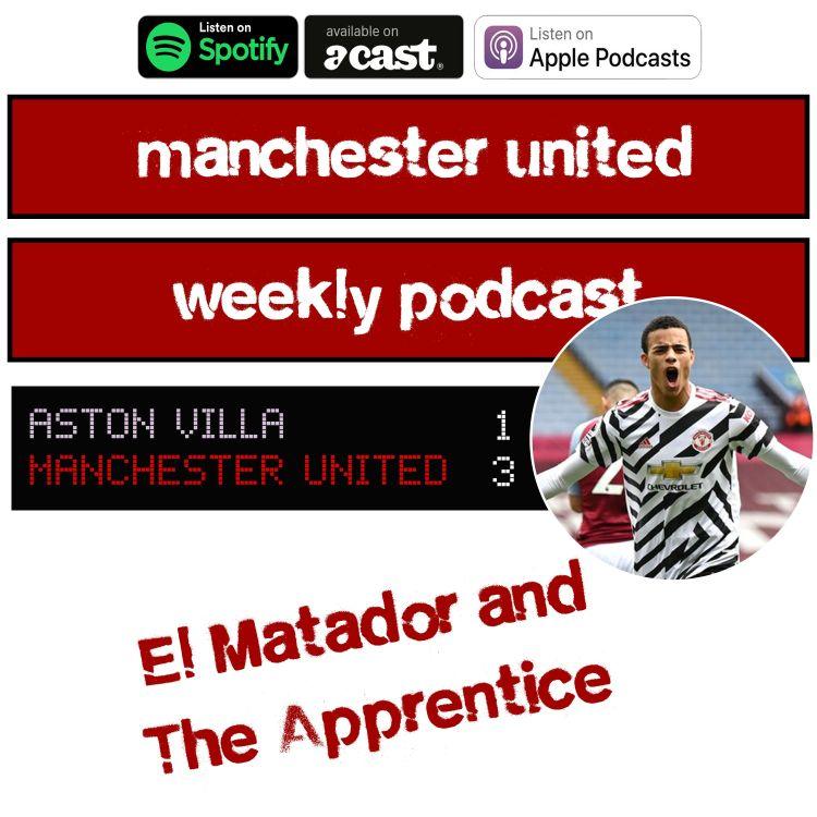 cover art for S6 E37: El Matador & The Apprentice