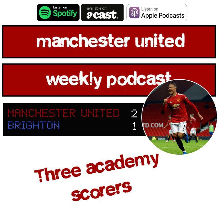cover art for S6 E32: Three academy scorers