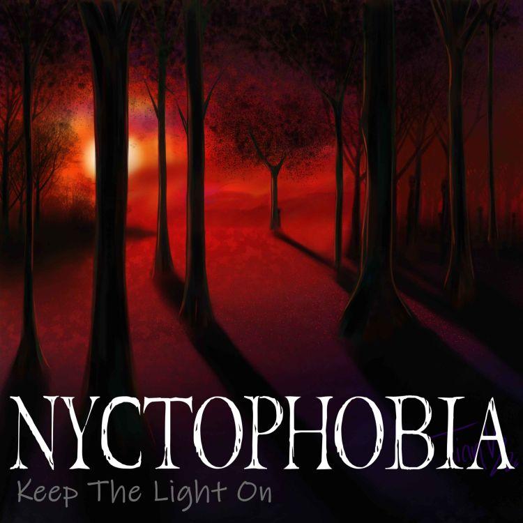 cover art for Nyctophobia Season 1 Trailer