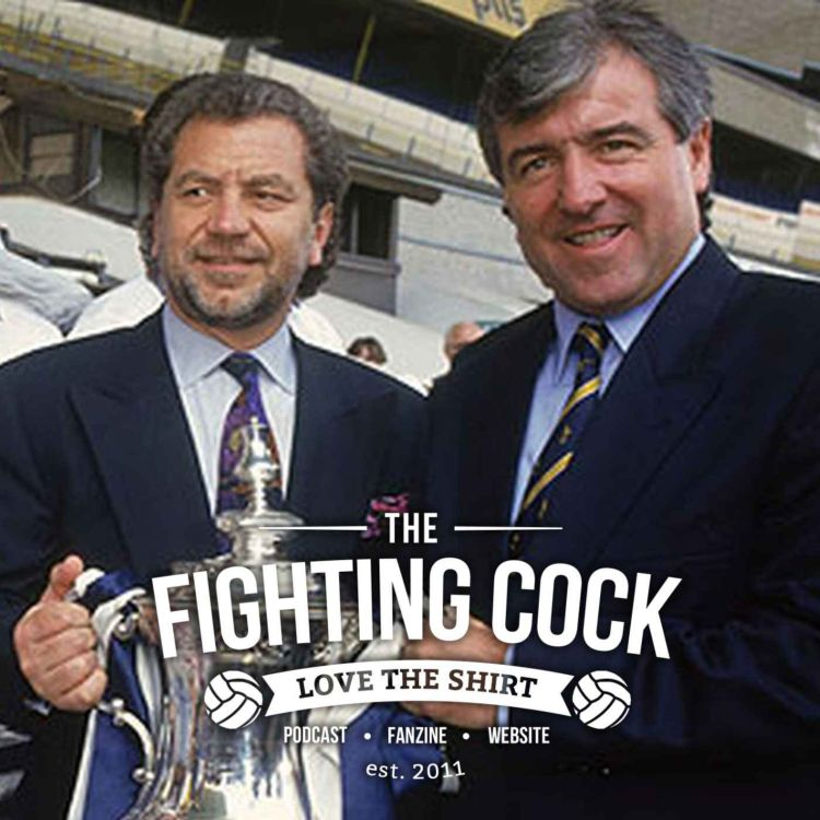 cover art for S11E20 - From Tottenham to Newcastle