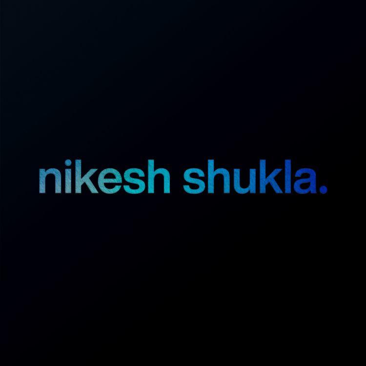 cover art for nikesh shukla: radical vulnerability
