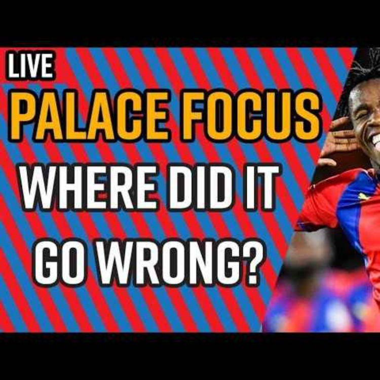 cover art for Palace Focus - Where did it all go wrong?