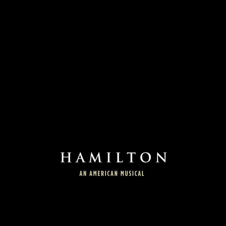 """cover art for Musikalen """"Hamilton"""" och historien som musikal"""