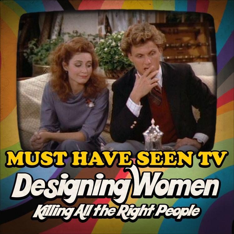 cover art for 109: Designing Women & Chris Feil