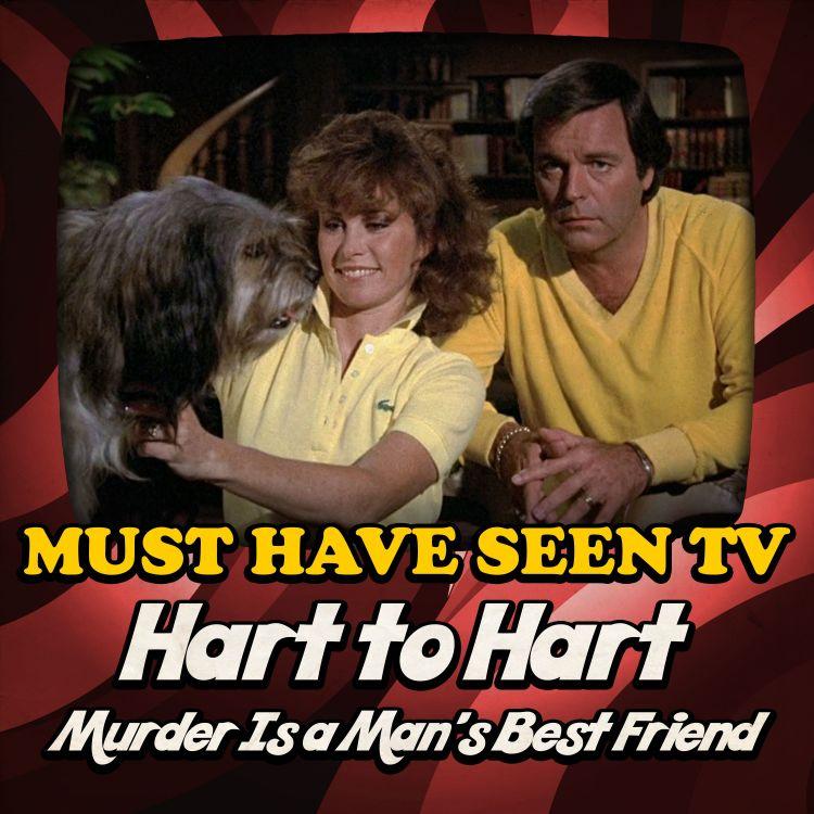 cover art for Hart to Hart & Winston Noel