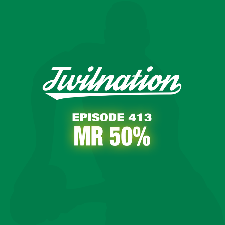 cover art for TWiL Episode 413: Mr 50%