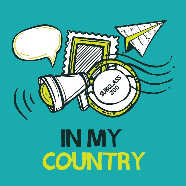 cover art for Welcome to 'In My Country'