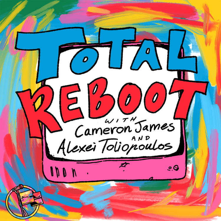 cover art for Announcement: TOTAL REBOOT IS BACK, BABY!