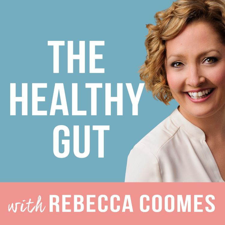 cover art for Introducing the Living Well with SIBO: 5-Week Challenge with Rebecca Coomes | Ep. 91