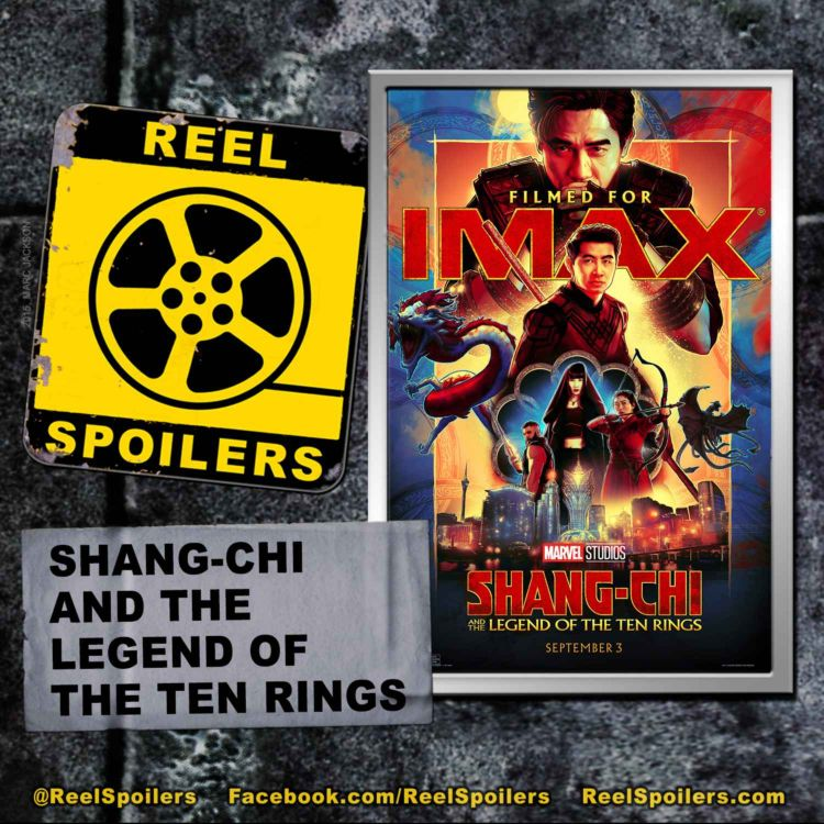 cover art for Marvel's SHANG-CHI AND THE LEGEND OF THE TEN RINGS