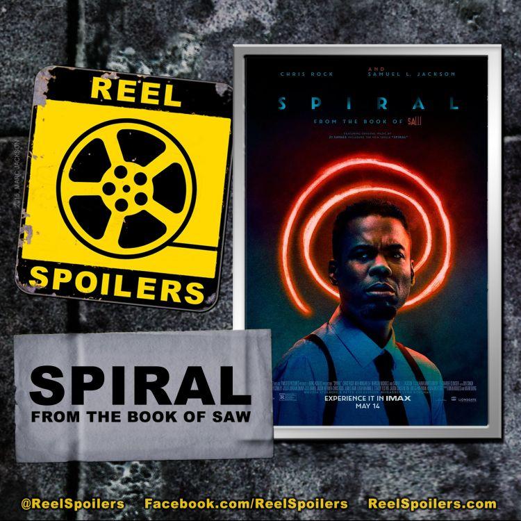cover art for SPIRAL Starring Chris Rock, Samuel L. Jackson, Max Minghella