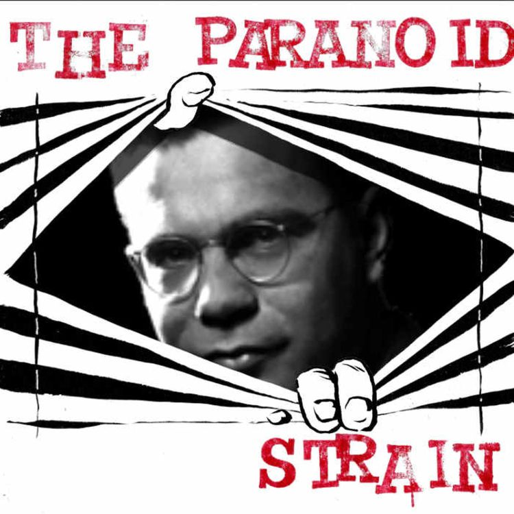cover art for Welcome to the Paranoid Strain