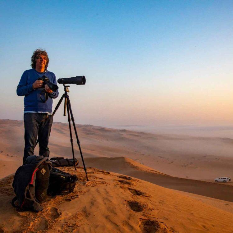 cover art for WW219: Die Welt im Sucher – Abenteuer eines Fotografen – mit Michael Martin