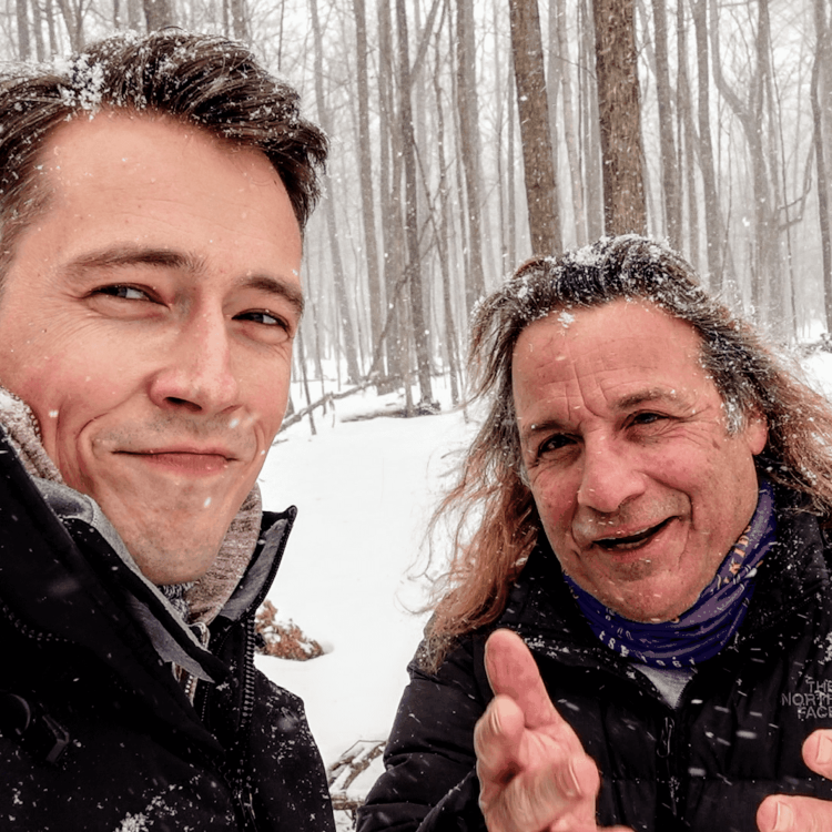 cover art for #23: A Walk in the Woods – with Eric Adams (Manowar)