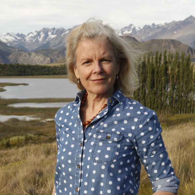 cover art for #20: Rewilding the World – with Kristine Tompkins