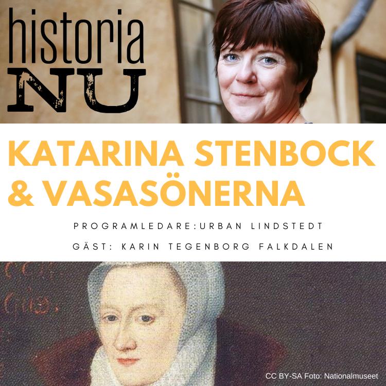 cover art for Katarina Stenbocks liv mitt i striden mellan Vasasönerna (nymixad repris)