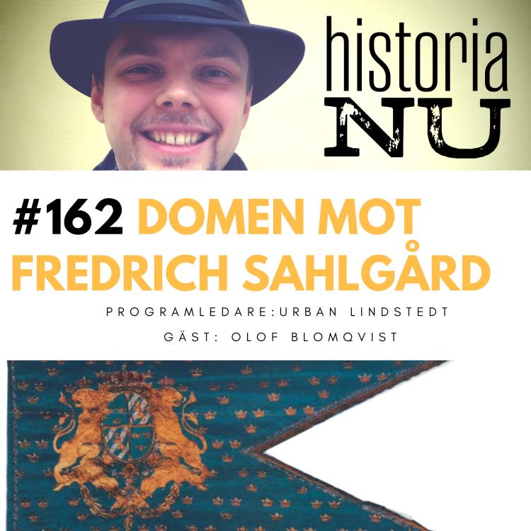 cover art for Nationalism under stora nordiska kriget – dödsdomen mot Fredrich Sahlgård