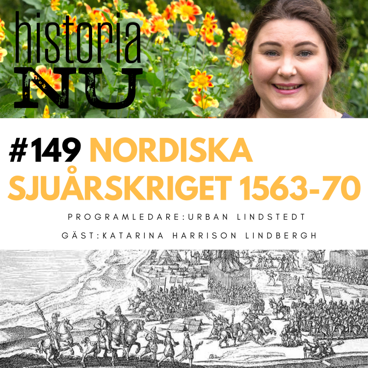 cover art for Nordiska sjuårskriget inledde kampen om Östersjön mellan Sverige i Danmark