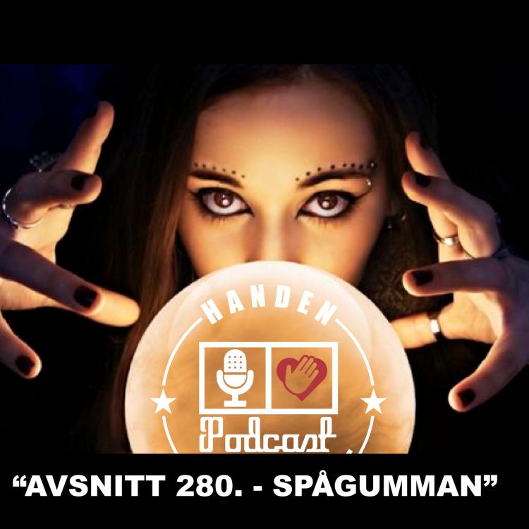 """cover art for """"AVSNITT 280. - SPÅGUMMAN"""""""