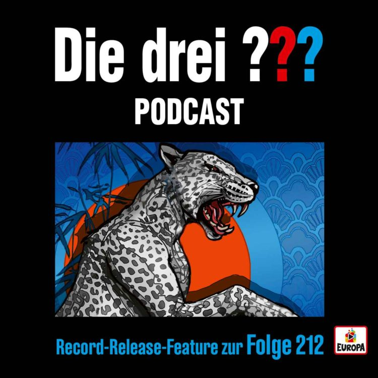 cover art for Record-Release-Feature zur Folge 212