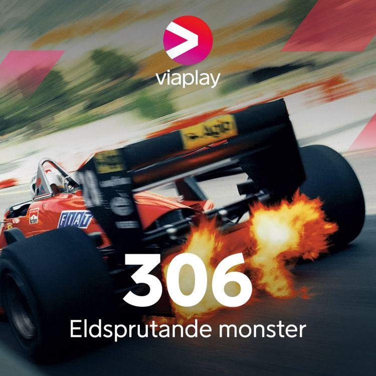 cover art for 306. Eldsprutande monster